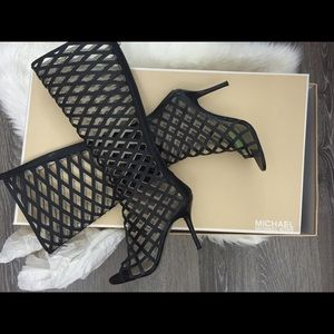 Michael Kors gladiator shoes